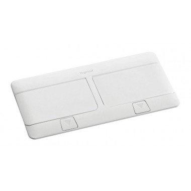 Выдвижной люк 8 модулей, белый