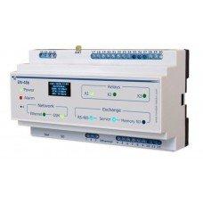 Контроллер интерфейса MODBUS по мобильной связи ЕM-486
