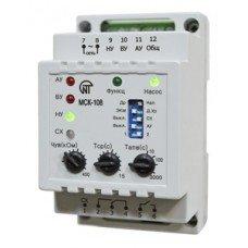 Контроллер насосной станции МСК-108 (Новатек-электро)
