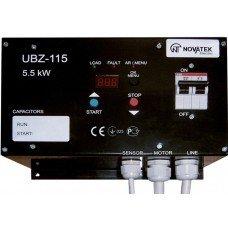 Универсальный блок защиты электродвигателей УБЗ-115  (25 А) (НОВАТЕК-ЭЛЕКТРО)