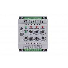 Универсальный блок защиты электродвигателей УБЗ-301  (5-50 А) (НОВАТЕК-ЭЛЕКТРО)