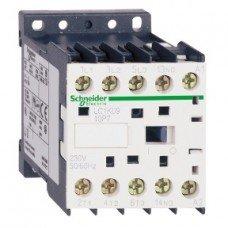 Schneider Electric Контактор 16А, дополнительно 1 нормально закрытый, AC220V