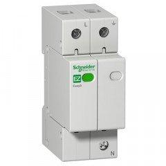 Устройство защиты от импульсных перенапряжений (УЗИП) 1Р+N/20кА/10кА/1,3кВ, Schneider Electric EZ9