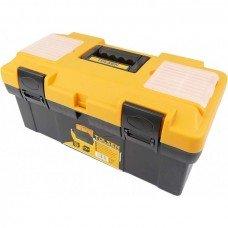 Ящик пластиковый 42х23х19см, 2 органайзера, поддон