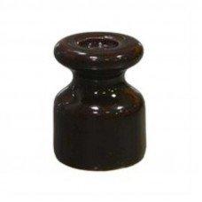 Изолятор Ролик коричневый PREMIUM