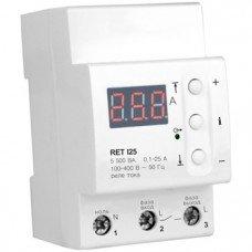 Реле контроля тока RET125,  ZUBR