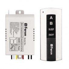 Дистанционный выключатель TM 75   2-канальный 1000W 30м FERON