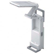 DE1701 Настольный аккумуляторный светильник 32LED 2.6W AC/DC белый  FERON