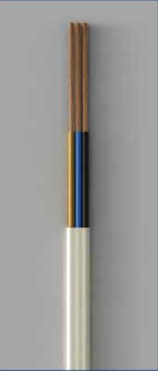 Провод соединительный ШВВПн 2х1,5 (Одескабель)